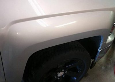 Tallahassee Dent Removal Example - After 2