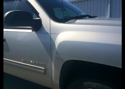 Tallahassee Dent Removal Example - After
