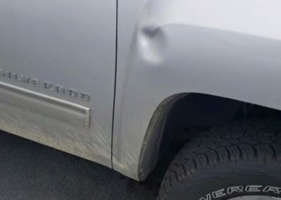 Tallahassee Dent Removal Example - Before